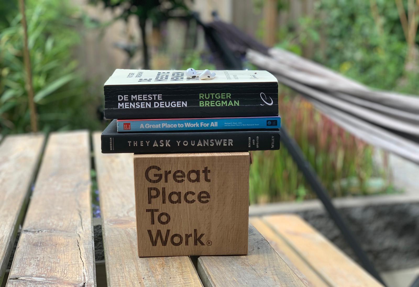 Lees- en luistertips Great Place To Work