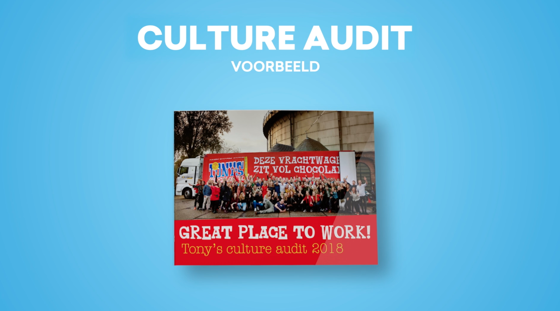 Wat is de Culture Audit?